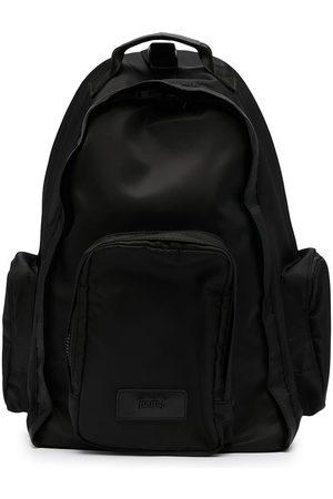 JUUN.J Solid-colour sling backpack