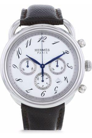 Hermès 2000s pre-owned Arceau Chrono 43mm