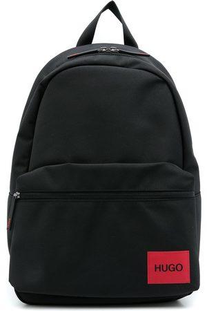 HUGO BOSS Logo-patch backpack