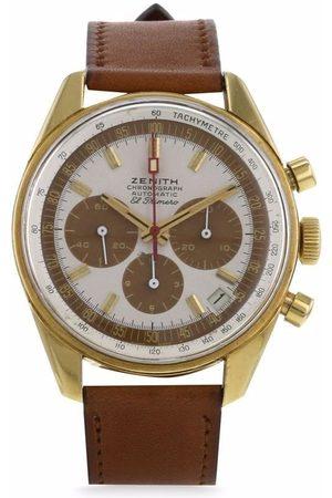 Zenith Heren Horloges - 1970 pre-owned El Primero 38mm