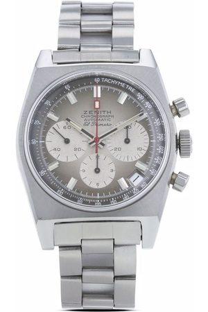 Zenith Heren Horloges - 1970 pre-owned El Primero 37mm