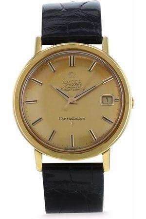 Omega Heren Horloges - 1960 pre-owned Constellation 36mm