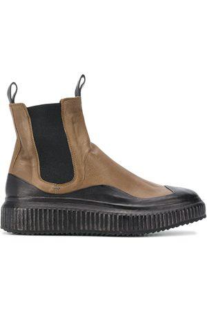 Officine creative Dames Enkellaarzen - Platform-sole ankle boots