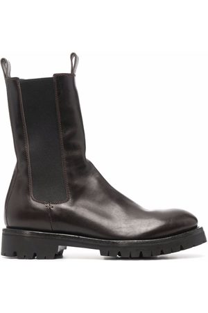 Officine creative Hessay 008 leather boots