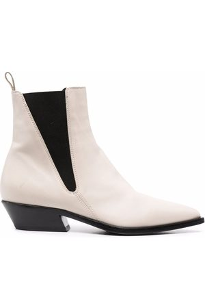 Officine creative Pointed Chelsea boots