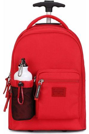 Dolce & Gabbana Jongens Rugzakken - Logo-plaque wheelie backpack