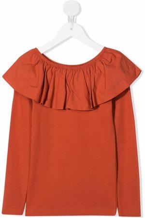 Molo Ruffle-detail blouse