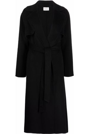 P.a.r.o.s.h. Tied-waist trench coat