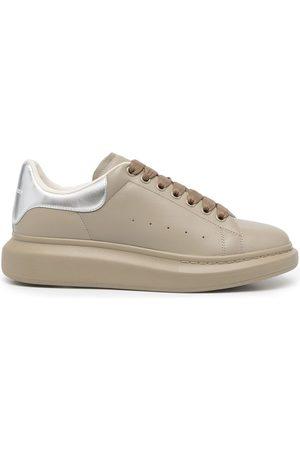 Alexander McQueen Heren Lage sneakers - Oversized low-top sneakers