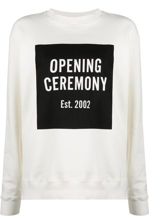 Opening Ceremony Box-logo sweatshirt