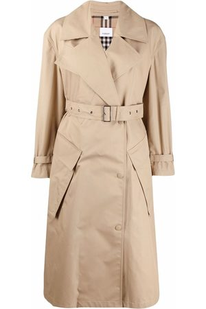Burberry Technical cotton trench coat