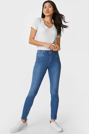 C&A Dames Jeggings - Set van 3-jegging jeans