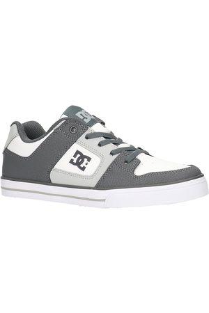 DC Pure Elastic Skate Shoes