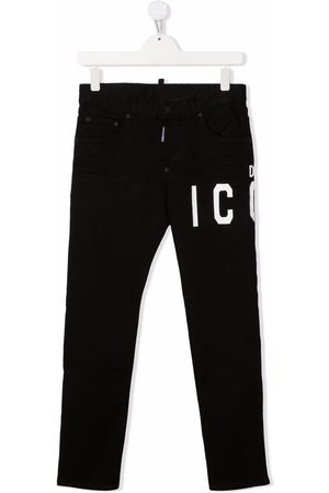 Dsquared2 Jeans - Icon-print jeans