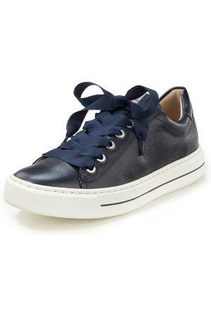 ARA Sneakers Courtyard High Soft kalfsleer Van
