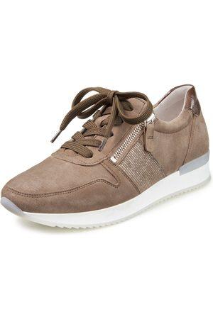 Gabor Sneakers geitensuèdeleer Van
