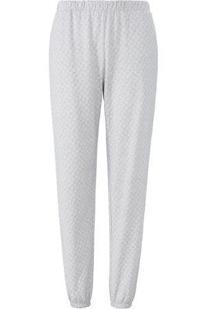 JOOP! Lange broek 100% katoen minimal-dessin Van