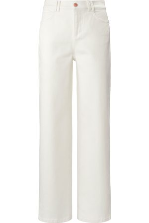 DAY.LIKE Wide Fit-jeans rechte pijpen Van