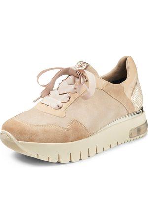 Softwaves Sneakers geitensuèdeleer Van