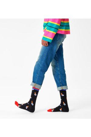 Happy Socks Sokken - I See You Thin Crew Sock