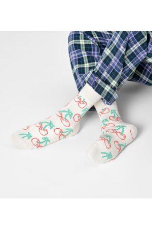 Happy Socks Sokken - Cherry Half Crew Sock