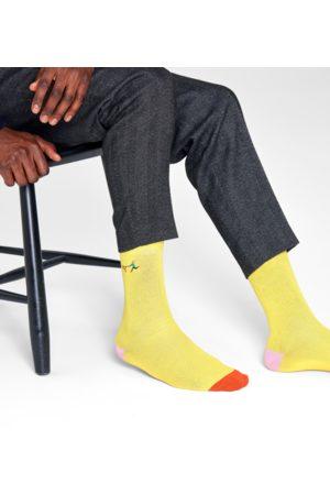 Happy Socks Ondergoed - Ribbed Embrodiery Run The Dog Sock