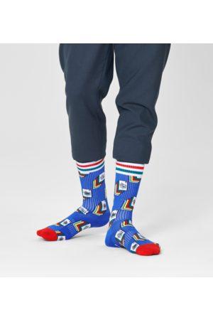 Happy Socks Photos Thin Crew Sock