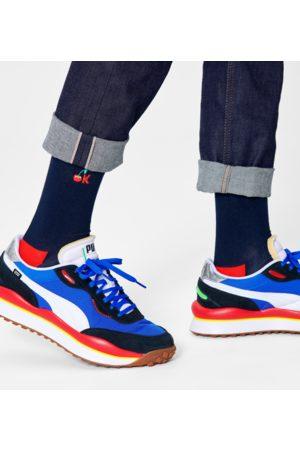 Happy Socks Embroidery Its Ok Sock