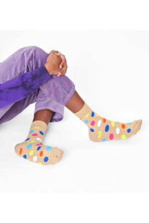 Happy Socks Sokken - Big Dot Half Crew Sock