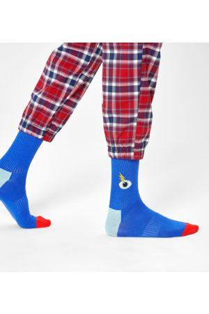Happy Socks I See You 3/4 Crew Sock