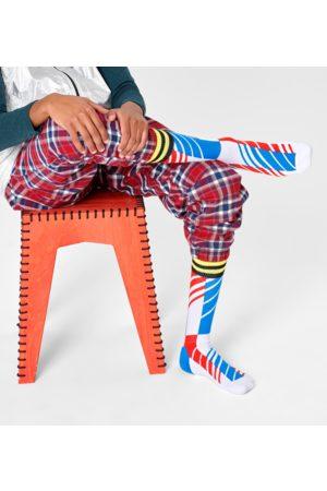 Happy Socks Sokken - Scattered Stripe Crew Sock