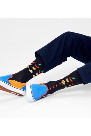 Happy Socks Pizza Invaders Sock