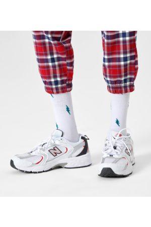 Happy Socks Sokken - Small Flash Crew Sock