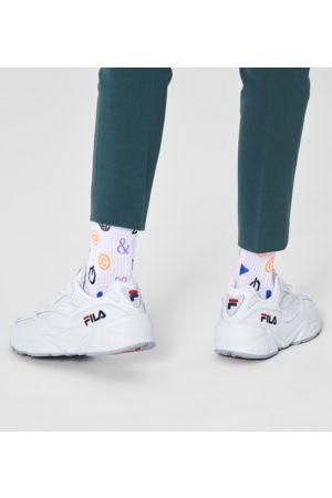 Happy Socks Sokken - Ctrl Alt Del 3/4 Crew Sock