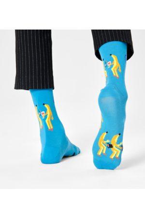 Happy Socks Sokken - Going Bananas Sock