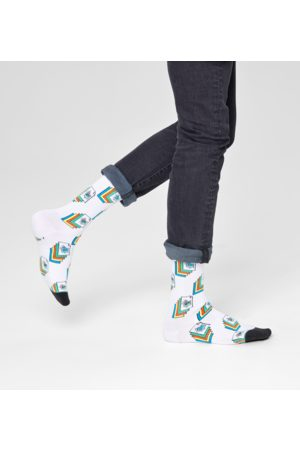 Happy Socks Sokken - Photos Thin Crew Sock