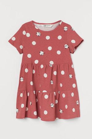 H&M Meisjes Geprinte jurken - Katoenen jurk met print