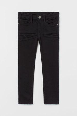 H&M Broek - Skinny Fit Super Soft