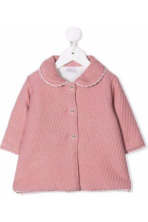 PAZ RODRIGUEZ Donsjassen - Buttoned-up crochet coat