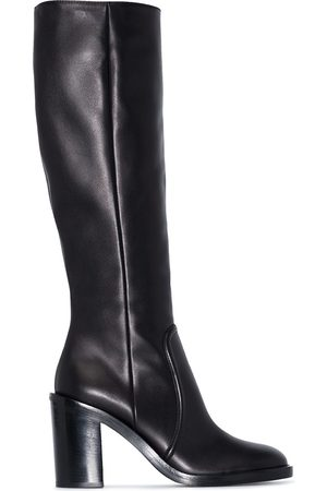 Gianvito Rossi 85mm knee-high boots