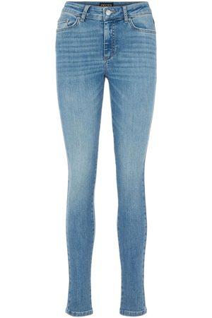 Pieces Mid-waist Slim Fit Jeans
