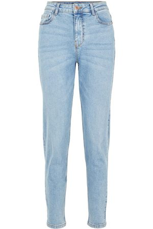 Pieces Comfort Stretch Mom Jeans