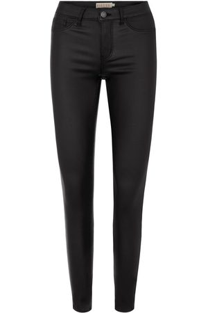 Pieces Gecoate Skinny Jeans