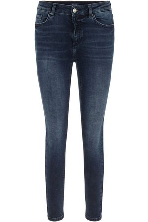 Pieces Mid-rise Skinny Jeans