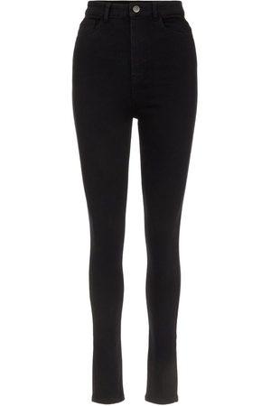 Pieces High-waist Skinny Jeans