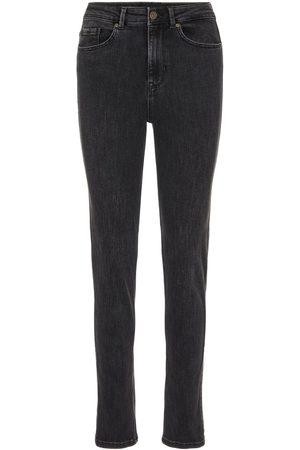 Pieces High-waist Slim Fit Jeans