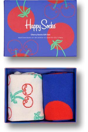 Happy Socks Sokken - 2-Pack Cherries Socks Gift Set