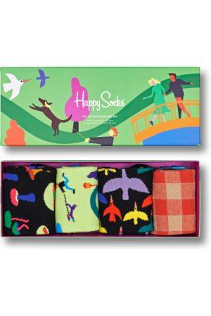 Happy Socks Sokken - 4-Pack Into The Park Socks Gift Set