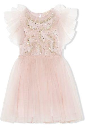 Tutu Du Monde Meisjes Feestjurken - Freesia embellished tutu dress