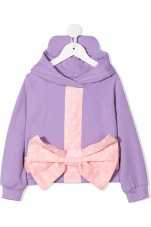 WAUW CAPOW by BANGBANG Lucca Bow hoodie